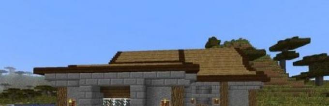 Comment Puis Je Construire Une Belle Maison A Minecraft Comment Construire Une Belle Maison A Minecraft